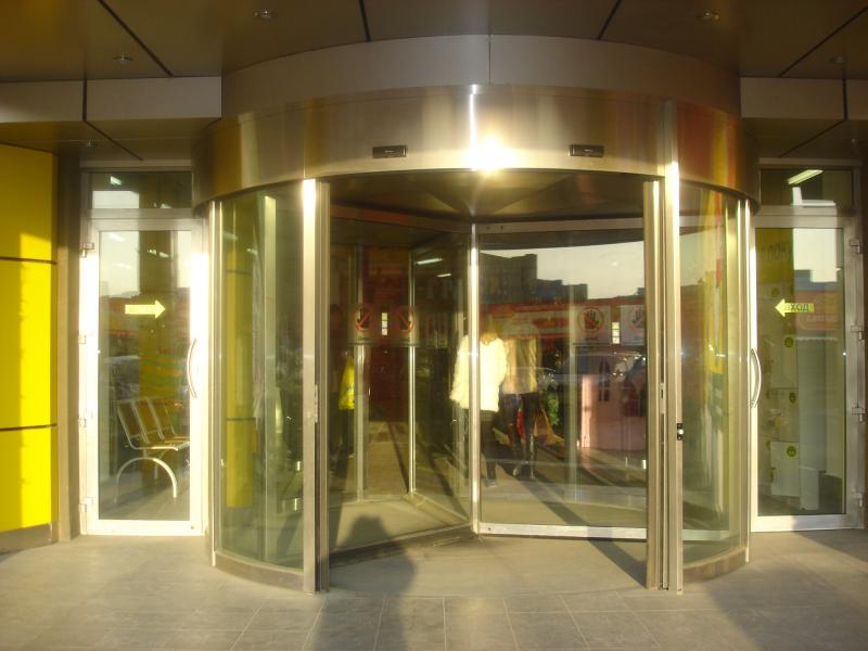 Автоматические двери алматы